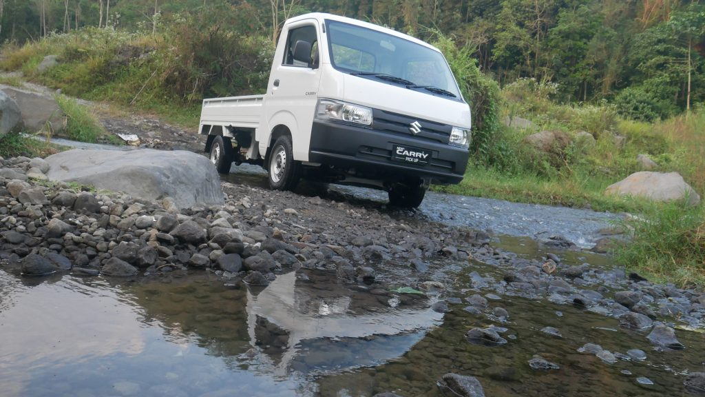 kredit new carry pick up di semarang